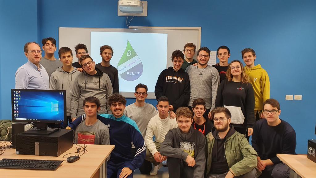 5 INB I.T.T.S. Montani Fermo 2019/2020