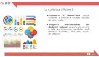 ASOC1920_Lezione 1 - Le fonti della statistica ufficiale