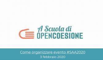 ASOC1920 - Webinar Come organizzare l'evento #SAA2020
